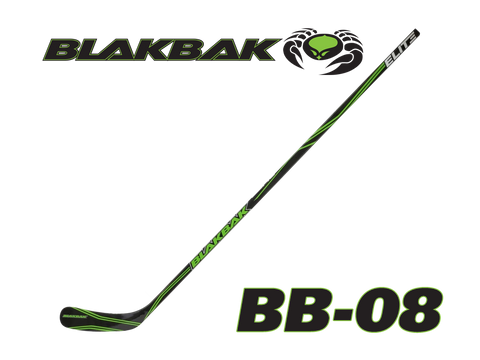 BLAKBAK Elite Pro Hockey Sticks - BB-08 (Similar to Ovechkin)