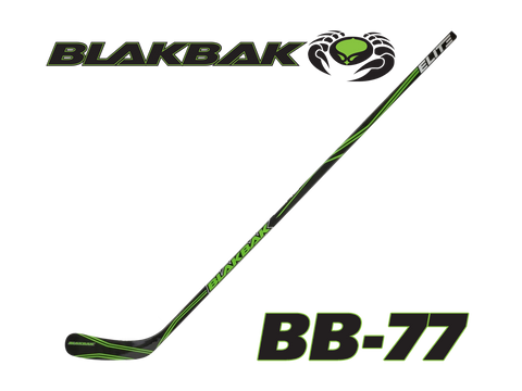 BLAKBAK Elite Pro Hockey Sticks - BB-77 (Similar to P91A/Drury/Galchenyuk)