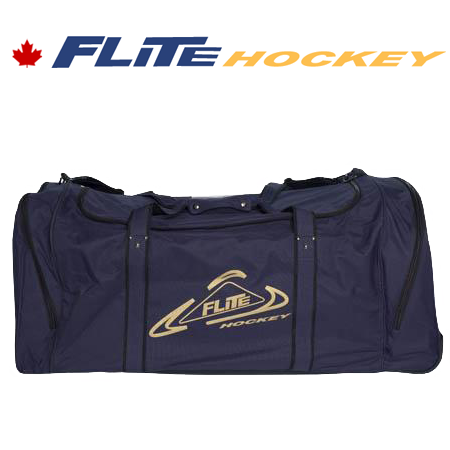Flite Junior wheeled hockey bag