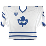 Home and Away Custom Double Sided Sublimated Jersey (White & Blue)