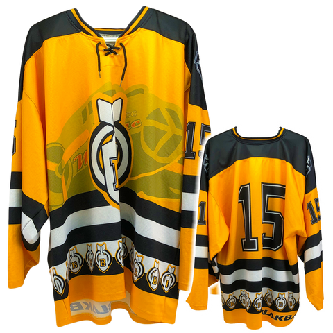 Regular Sublimated Jersey