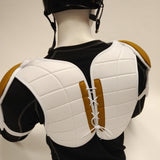 MicMac shoulder pads back