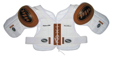 MicMac shoulder pads front