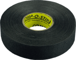 Black COMP-O-STIK™ Cloth Stick Tape (Case of 64)