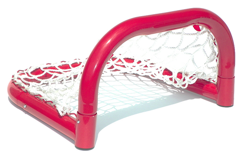 Practice hockey net