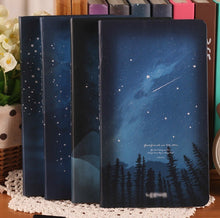 "Load image into Gallery viewer, ""Good Night"" Hardcover Journal - Lined"