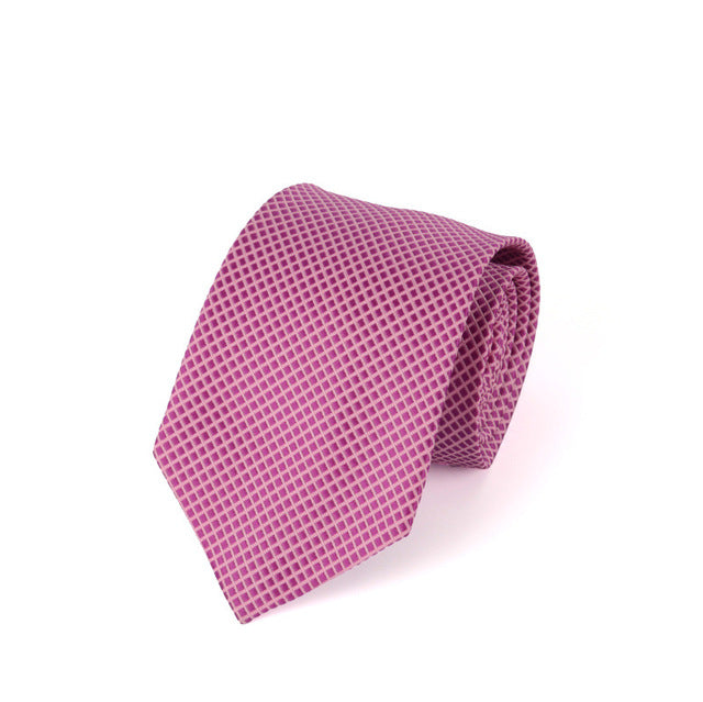 Traditional Business Pink Checks