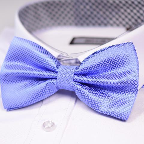 Lavender Purple Shine Bowtie