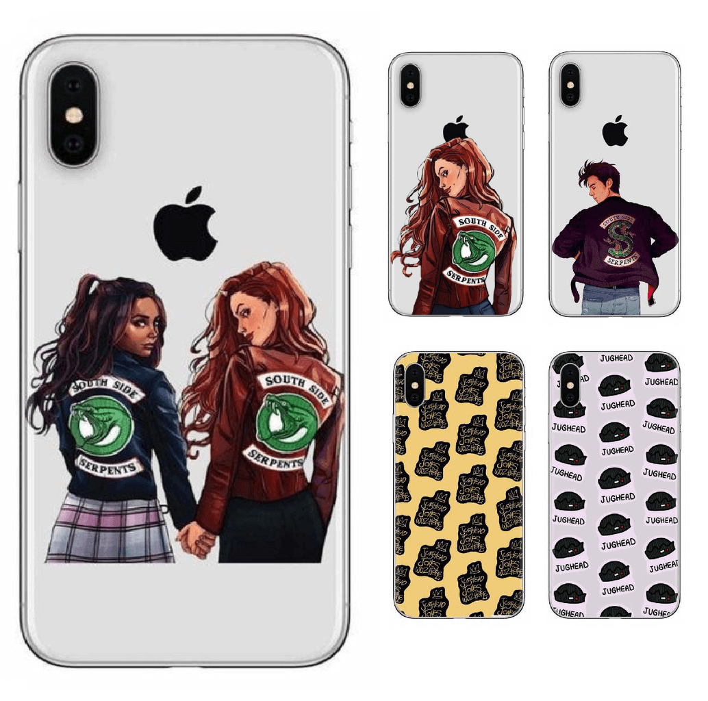 buy popular 7644d dba93 Riverdale Special Edition iPhone Cases