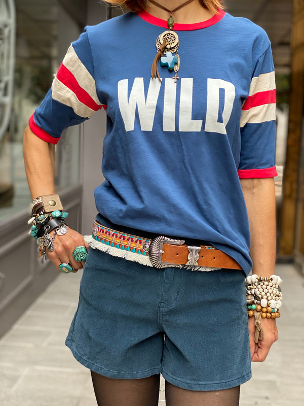 Ceinture Tribute Brown Wild by Amenapih