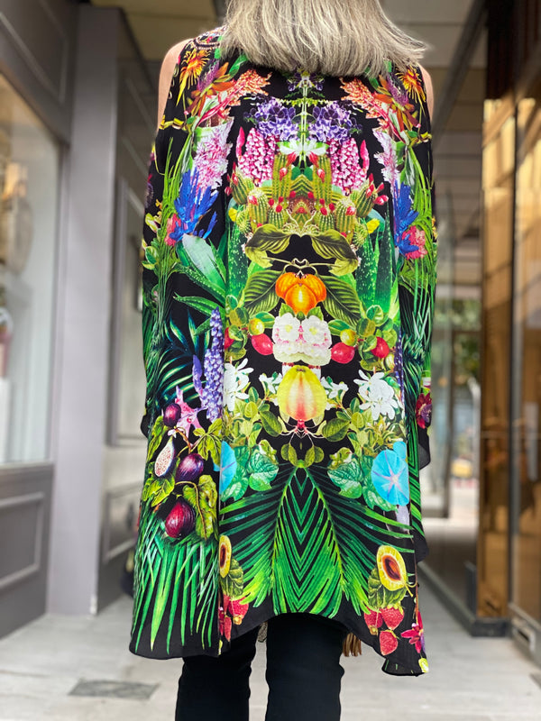 Kaftan Dress Tropical Love Czarina