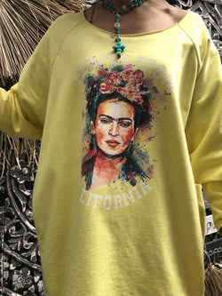Sweat Frida Kalifornia Dream