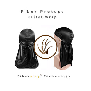 The Fiber Hold Hair Wrap
