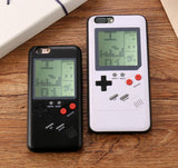 Retro Game Boy iPhone Case