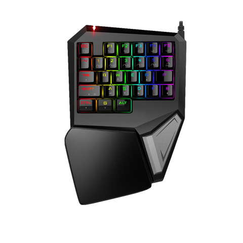 Mini Mechanical Gaming keyboard - Xbox One / PS4 Fortnite Compatible