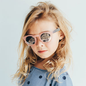 Milky Pink Candy Sunglasses (1-3 Years)