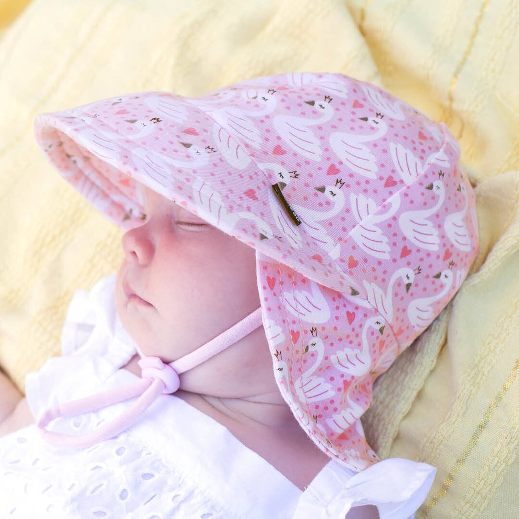 Bed Head Baby Legionnaire Hat Swan