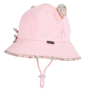 Bed Head Baby Bucket Hat Paisley Trim