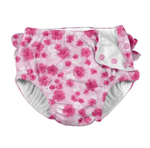 Pink Poppy Swim Nappy
