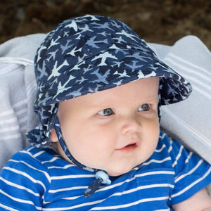 Bed Head Baby Legionnaire Hat Planes