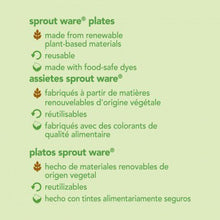 Sprout Ware Plate 3 pack