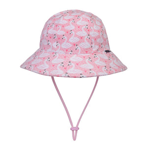 Bed Head Girls Bucket Hat Swans