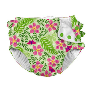 Tropical Lime Swim Nappy