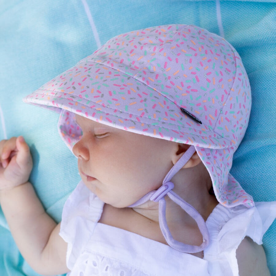 Bed Head Baby Legionnaire Hat Sprinkles