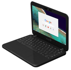 Sector 5 - 2GB E1 Chromebook Rugged with Handle in Black