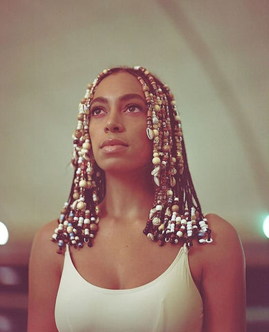solange knowles coiffure africaine