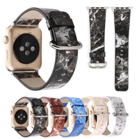 Apple Watch Marble Band WatchBand Stand