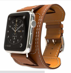 Apple Watch Madd LeathR WatchBand Stand