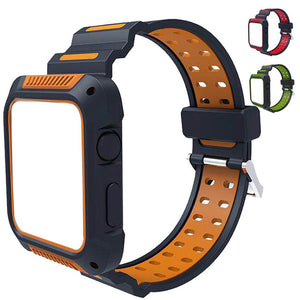 Apple Watch Silicone Sports Bands WatchBandStand