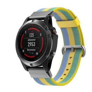 Garmin Nylon Strap for Garmin Forerunner935 WatchBand Stand