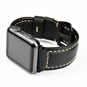 Apple Watch Band Vintage Leather Band Watchband Stand
