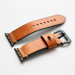 Apple Watch Soft Leather Band WatchBandStand
