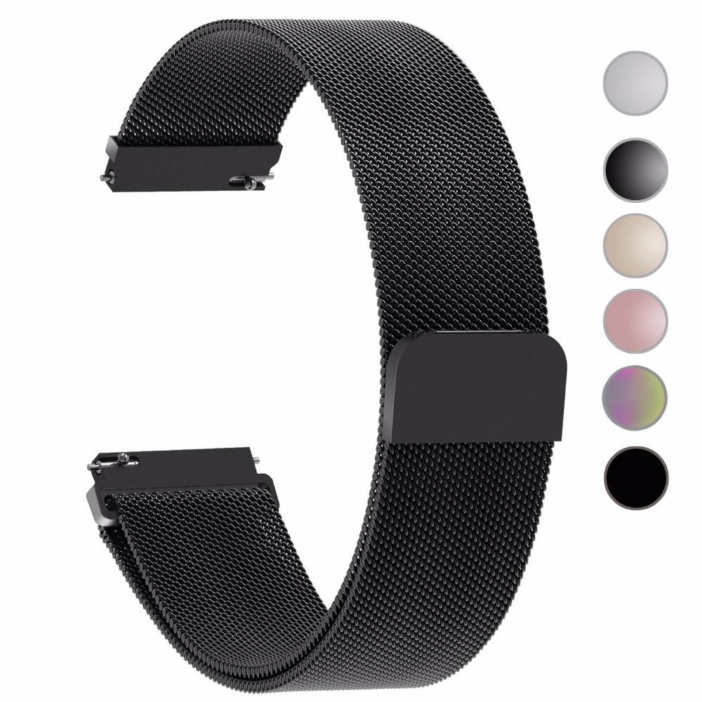 Samsung Gear Milanese Band WatchBand Stand