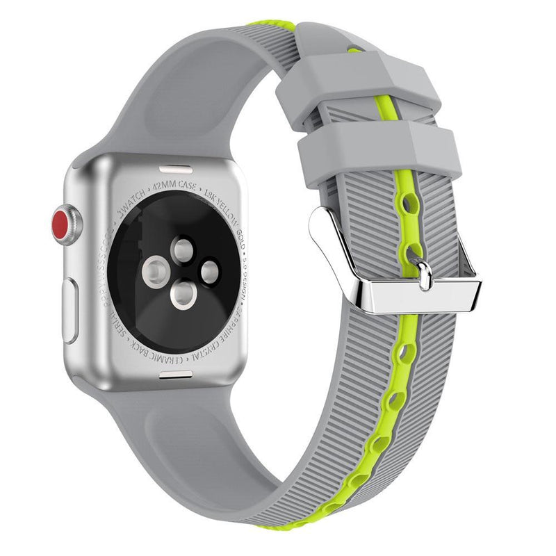 Apple Watch Silicone Gripper Band Watchband Stand