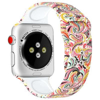 Appe Watch Funzzy Band Watchband Stand China 3 38mm and 40mm
