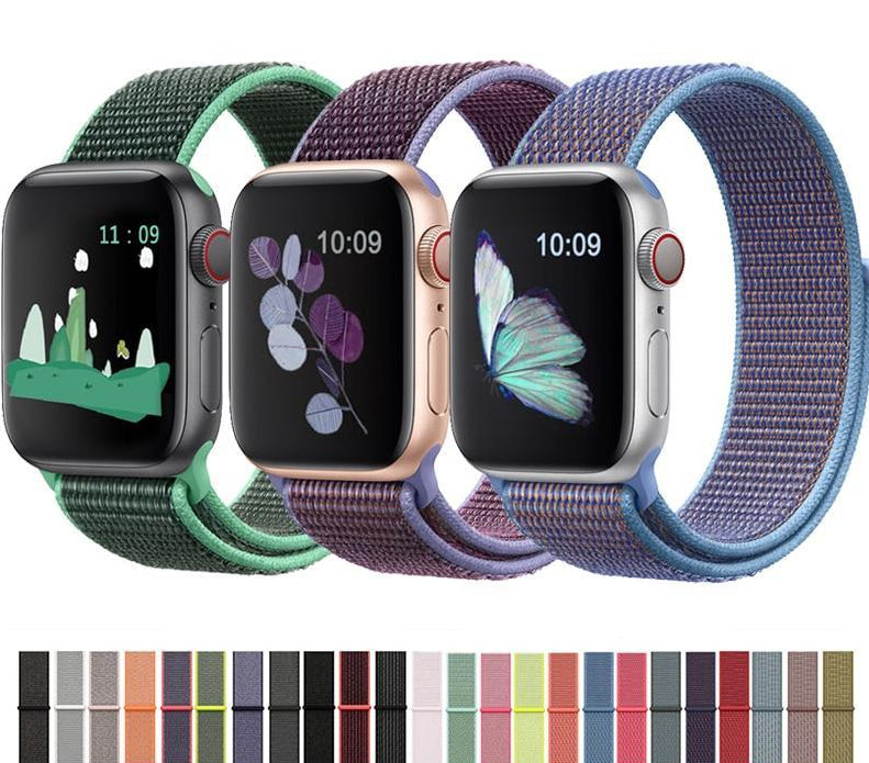 Apple Watch Nike Breathable Replacement Strap Watchband Stand