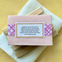 Lisa's Treasures Amazing Grace Soap ingredients