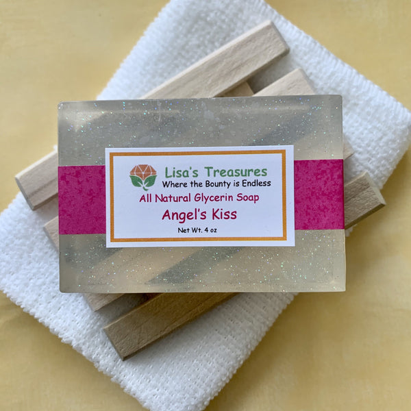 Lisa's Treasures Angel's Kiss Soap