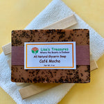 Lisa's Treasures Cafe Mocha Soap