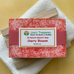 Lisa's Treasures Cherry Blossom Soap