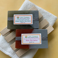 Lisa's Treasures Facial Detox  Soap
