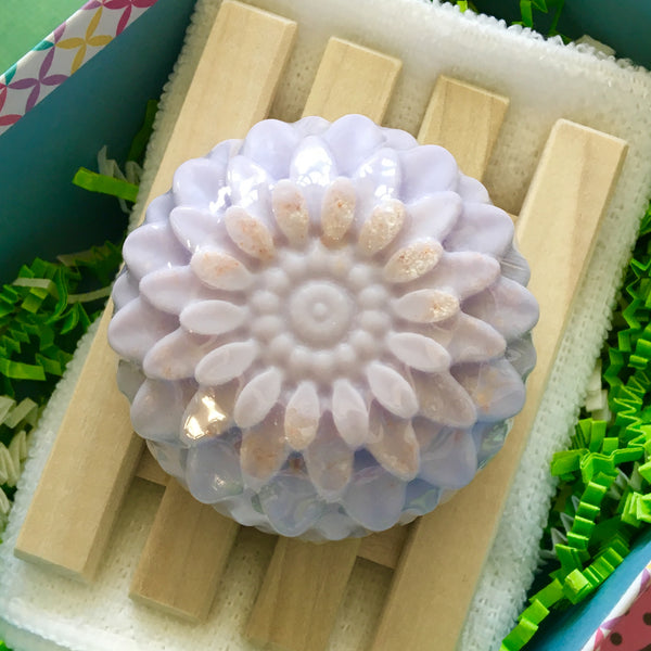 Lisa's Treasures Lilac Soap