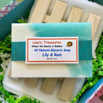 Lisa's Treasures Lily & Rain Soap