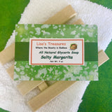 Lisa's Treasures Margarita Soap