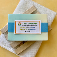Lisa's Treasures Peace & Harmony Soap