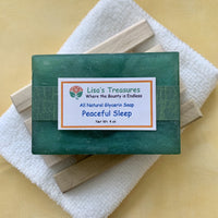 Lisa's Treasures Peaceful Sleep Soap